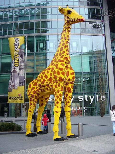 giraffe legoland berlin flickr photo sharing. Black Bedroom Furniture Sets. Home Design Ideas