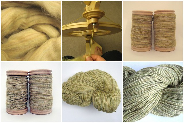The Story of A Yarn