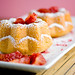 Coconut Blood Orange Bundt Cakes
