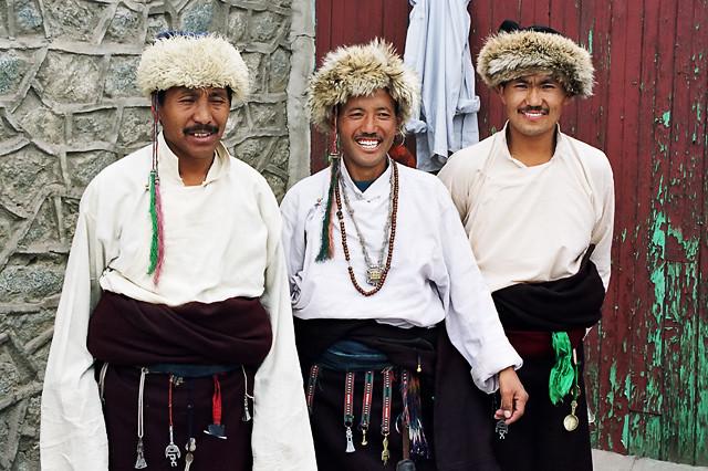 The People of Ladakh
