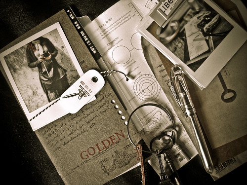 Elements of My Perfect Little Notebook