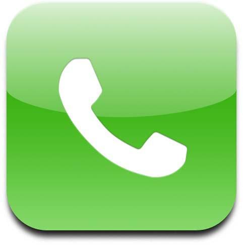 Location Telephone Iphone