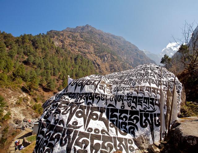 The Sacred Mani Stones of Buddhists 2421189183_7e49c8fc94_z
