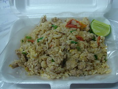 steamed rice, thai fried rice, food grain, yeung chow fried rice, rice, nasi goreng, food, pilaf, dish, fried rice, cuisine,