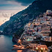 The beauty of Positano
