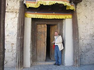 Image of Leh Palace. palace leh ladakh