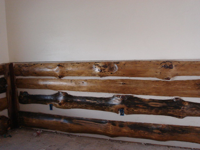 Rustic Log Siding Flickr Photo Sharing