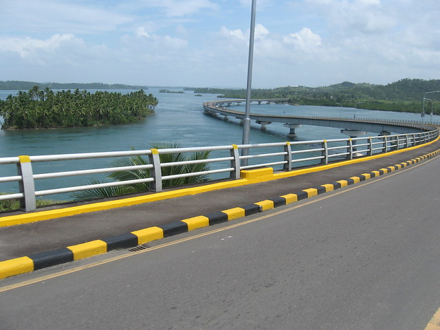 San Juanico Bridge http://www.flickr.com/photos/tanawani/1794838835/