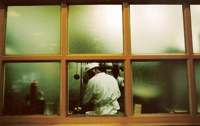 Visite nossa cozinha.