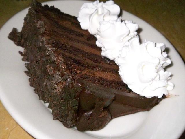 Cheesecake Factory, Skokie, IL; Dessert | Flickr - Photo ...