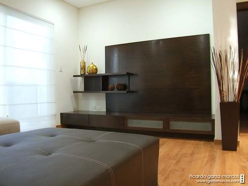 Ricardo garza marcos muebles tv - Mueble ocultar tv ...