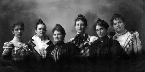 Six Saline Women of 19th Century