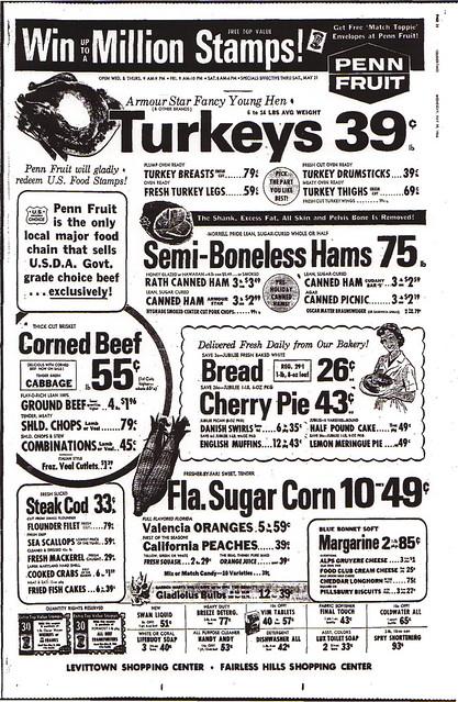 Camera Store Philadelphia >> Penn Fruit Grocery Store Ad | Flickr - Photo Sharing!