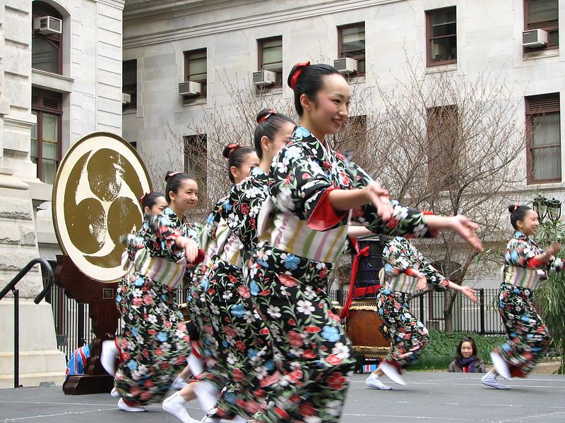 Tamagawa Taiko & Dance