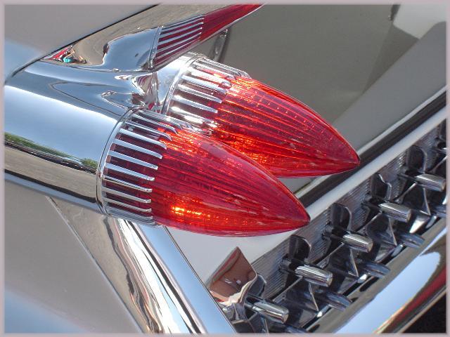 1959 Cadillac Tail Lights : Cadillac tail lights flickr photo sharing