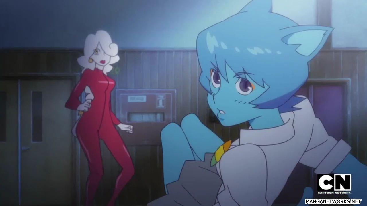 31988005763 8faff7da3e o 7 ví dụ về anime xuất hiện trong hoạt hình Mỹ