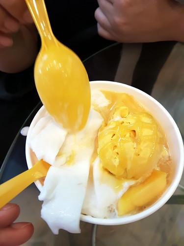 mango, eis, reis, kokos, geil.