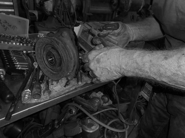 Mechanic's Hands, Nikon COOLPIX S3700