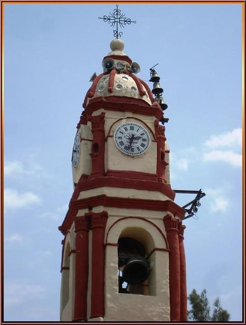 Parroquia San Gregorio Magno (Xochimilco) Ciudad de México