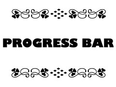 Buzzword Bingo: Progress Bar