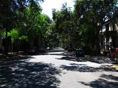 Jones and Abercorn Street, Savannah, Georgia