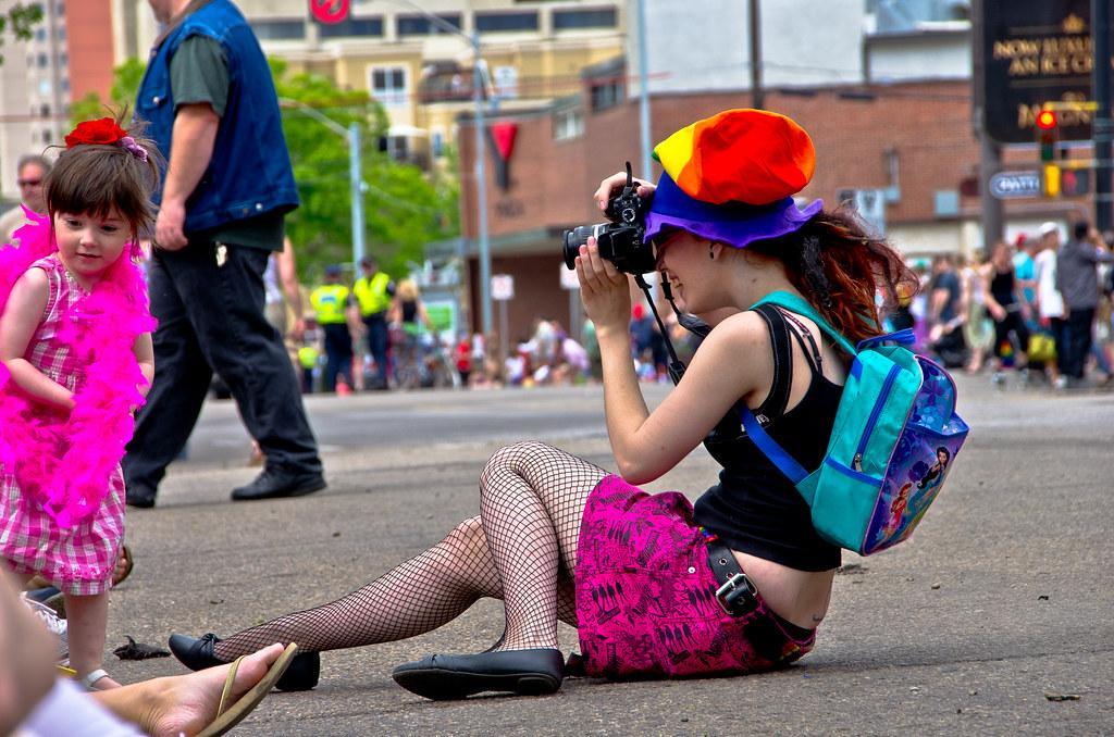 Edmonton Pride Parade 2011