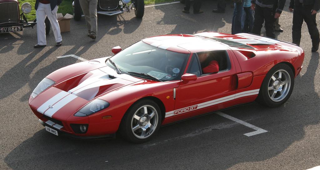 Goodwood Breakfast Club - Ford GT