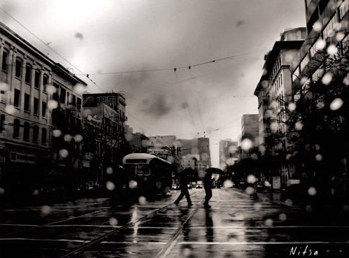 days of rain in San Francisco