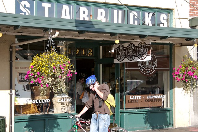 Pike Place Starbucks