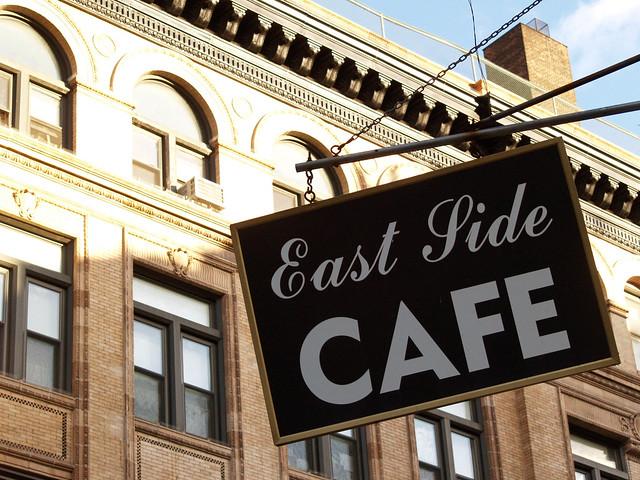 East Side Cafe Orlando Fl
