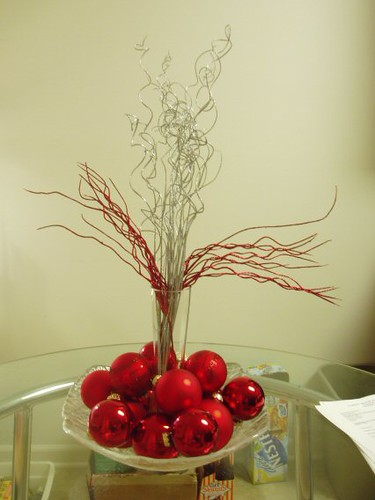 Christmas centerpiece