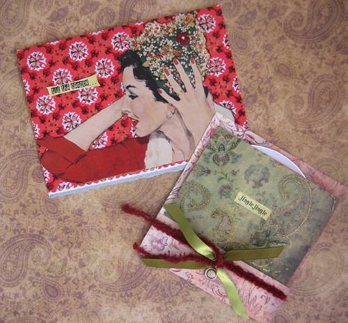 Christmas Card and Music CD