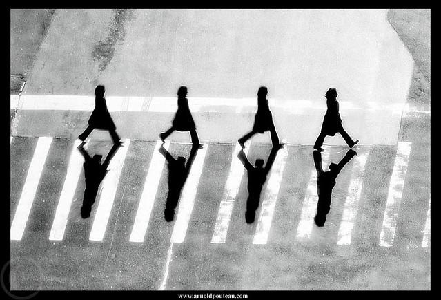 1 Shadow - 4 Steps Forward