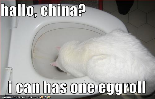 china eggroll