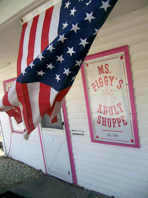 ms. piggy's adult shoppe