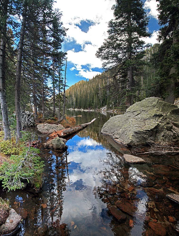 Rocky Mountain National Park - Dream Lake