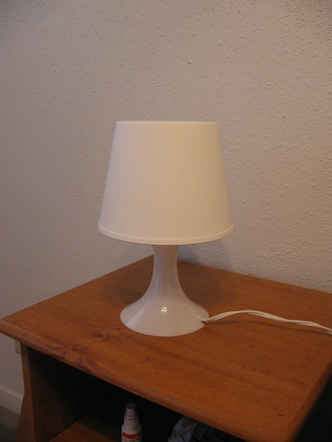 Selling john 39 s cheapest ikea lampan bedsite table lamp for Design table lamp giffy 17 7