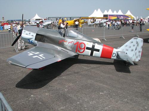 Modell: Fw 190