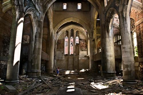 Abandoned Sactuary
