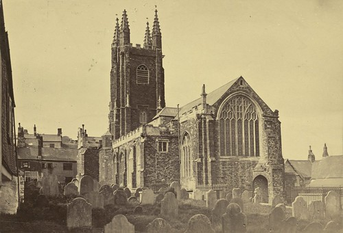 Untitled (Unidentified English church)