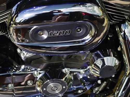 Harley-Davidson 1200 Engine