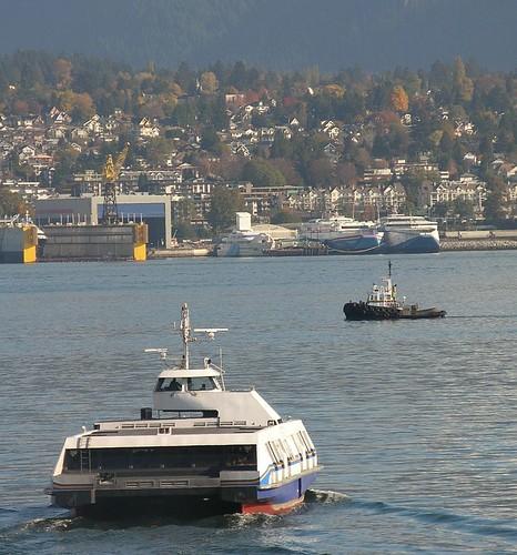 SeaBus Vancouver BC 2007_1025