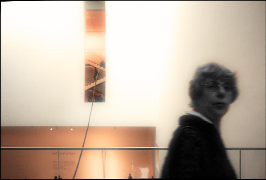 MoMA Staircase
