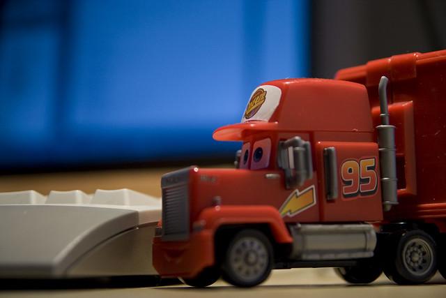 Pixar : Mack