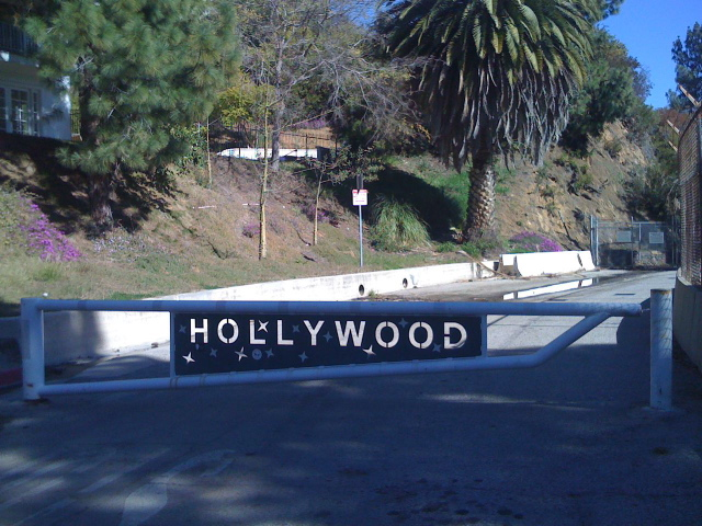 It's hard to break into Hollywood