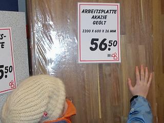 Arbeitsplatte aus akazie flickr photo sharing for Arbeitsplatte akazie