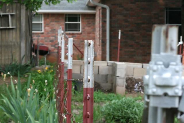 Fence Post, f/16.0