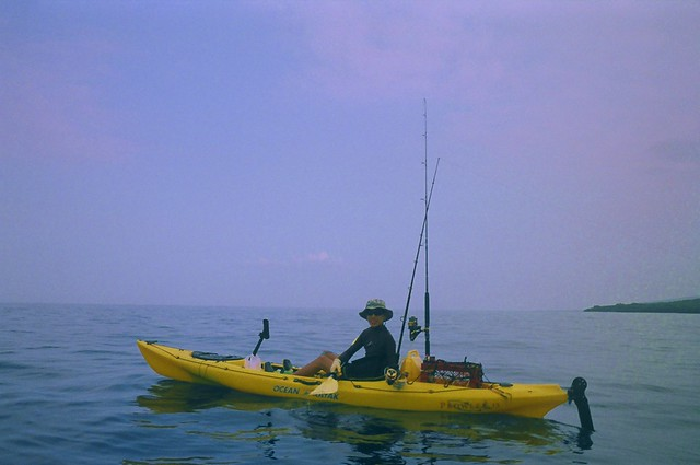 Spring kayak fishing tournament kona hawaii flickr for Kayak fishing hawaii