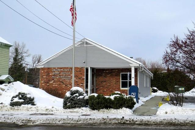 West Stewartstown, NH post office