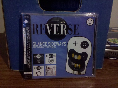 Reverse - Glance Sideways CD by factportugal